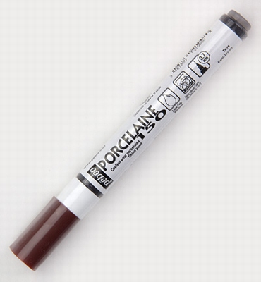 Earth Brown - stift 0,7mm