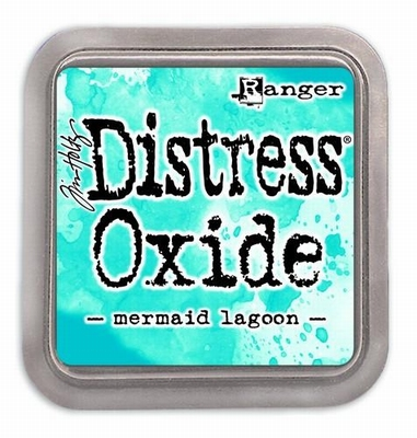 Distress Oxide Inkt Mermaid Lagoon