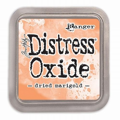Distress oxide - Dried Marigold TDO55914 Tim Holtz