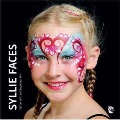 Syllie Faces By Syl Verberk