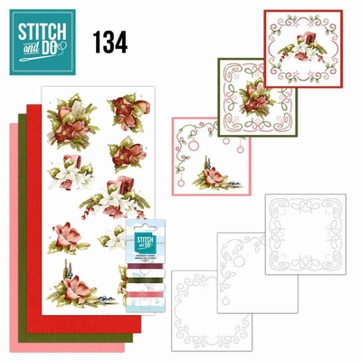 Stitch and Do 134 | Touch of Christmas