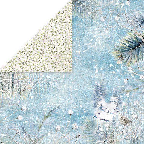 Craft & You | Paperpad 12 x 12 inch - Winter Dream