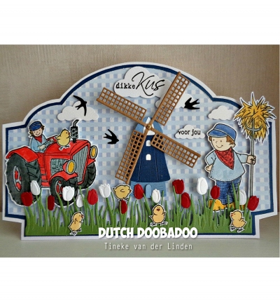 Dutch Doobadoo Shape Art Hilde
