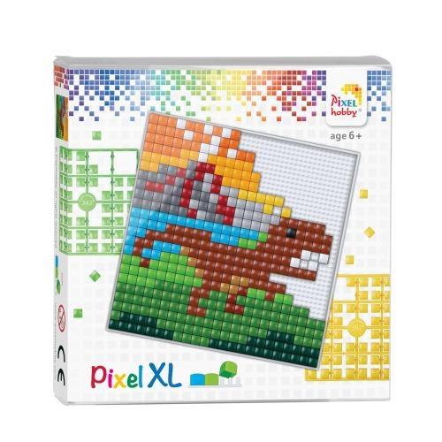 Pixel XL set - dino