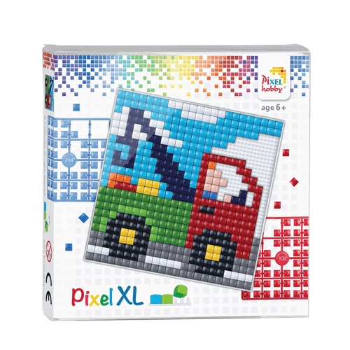 Pixel XL set - truck