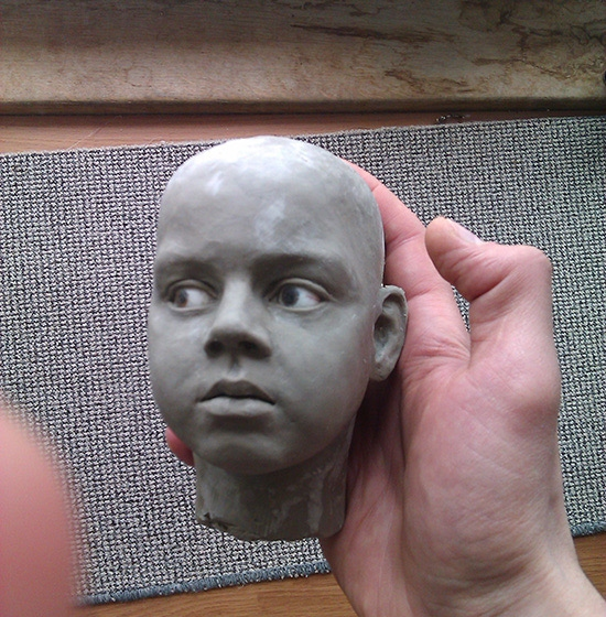 Sculpture Professional Modeling Clay TERRA Soft