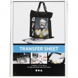 Transfer Sheet voor Textiel