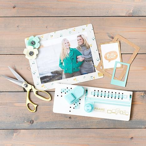 We R Memory Keepers - Frame Punch Board