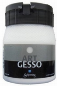 Schjerning Art Gesso Wit 250ml