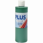 Plus Color, Brilliant Green, 250 ml Per stuk