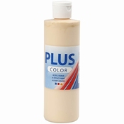 Plus Color Acrylverf Fleshtone 250 ml