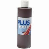 Plus Color Acrylverf Chocolate 250 ml