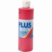 Plus Color Acrylverf Primary Red 250 ml