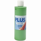 Plus Color Acrylverf Bright Green 250 ml