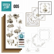 Stitch and Do 5 - Condoleance per stuk