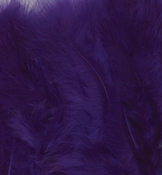 Marabou Feathers,Paars,15pcs