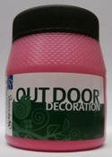 Outdoor 250 ml roze per stuk