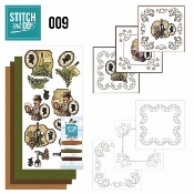 Stitch & Do 9 - Wijn en Bier per stuk