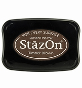 StaZon Ink Timber Brown