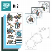 Stitch and Do 12 Vaderdag