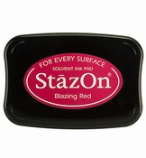 StaZon Ink Blazing Red per stuk