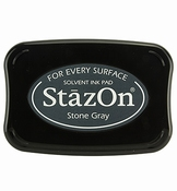 StaZon Ink Stone Gray per stuk