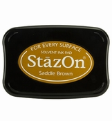 StaZon Ink Saddle Brown