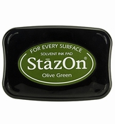 StaZon Ink Olive Green