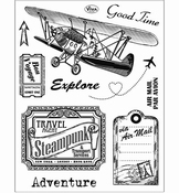 Viva Decor stempel Adventure