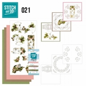 Stitch and Do 21 - rustieke kerst