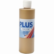 Plus Color Acrylverf Gold 250 ml