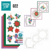 Stitch and Do 22 - Kerst