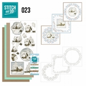 Stitch and Do 23 - Sneeuwhutten