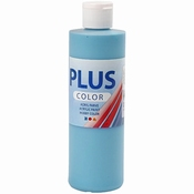 Plus Color Acrylverf Turquoise 250 ml