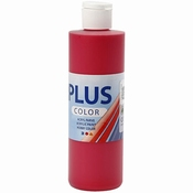 Plus Color Acrylverf Berry Red 250  ml