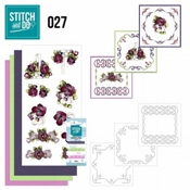Stitch and Do 27 - Bloemen