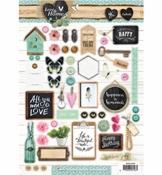 Studio Light knipvel |  Love & Home Nr,506