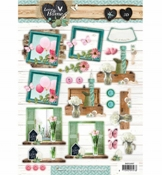 Studio Light knipvel |  Love & Home Nr,507