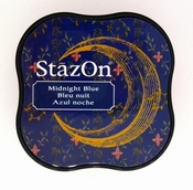 StazOn midi Midnight Blue per stuk