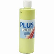 Plus Color Acrylverf Lime 250 ml