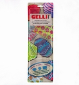Gelli Printing Plates Set Oval, Hexagon, & Rectangle