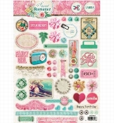 Studio Light knipvel | Sweet Romance Nr.517