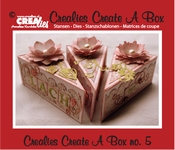 Crealies Create A Box no. 5 Taartpunt per stuk
