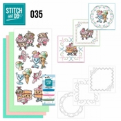 Stitch and Do 35 - Cupcakes