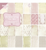 Joy Crafts Paper Bloc Budding Spring Per stuk