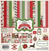 Carta Bella Have a Merry Christmas12 x 12  inch