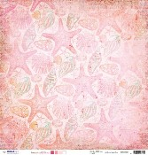 Scrappapier 30,5x30,5 Romantic Summer 01