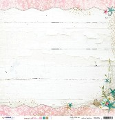 Scrappapier 30,5x30,5 Romantic Summer 04
