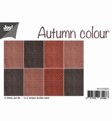 Joy Crafts Papierset Autum Colour