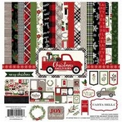 Carta Bella Collection Kit Christmas Delivery